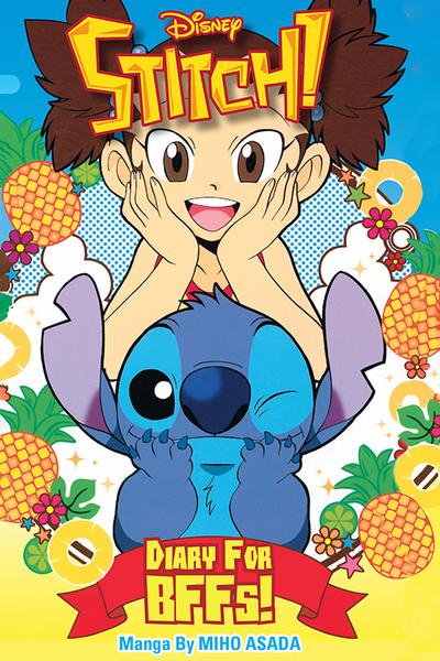 Stitch! — Diary for BFFs! thumbnail
