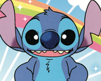 Chapter 1: Stitch Goes To School