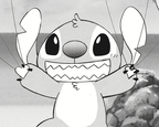 Chapter 1: Stitch Meets Yuna!