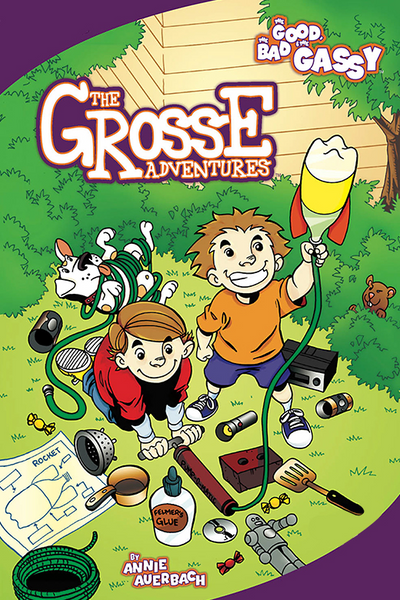 The Grosse Adventures thumbnail